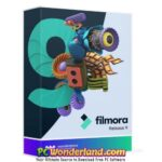Wondershare Filmora 9.0.8.2 with Portable and MacOS Free Download