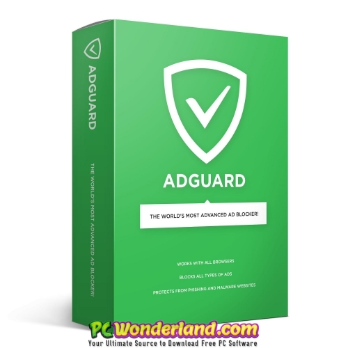 Adguard Premium 7 0 2444 6163 Free Download - PC Wonderland