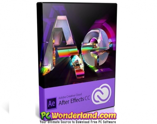 Adobe After Effects CC 2019 16 1 1 Free Download - PC Wonderland
