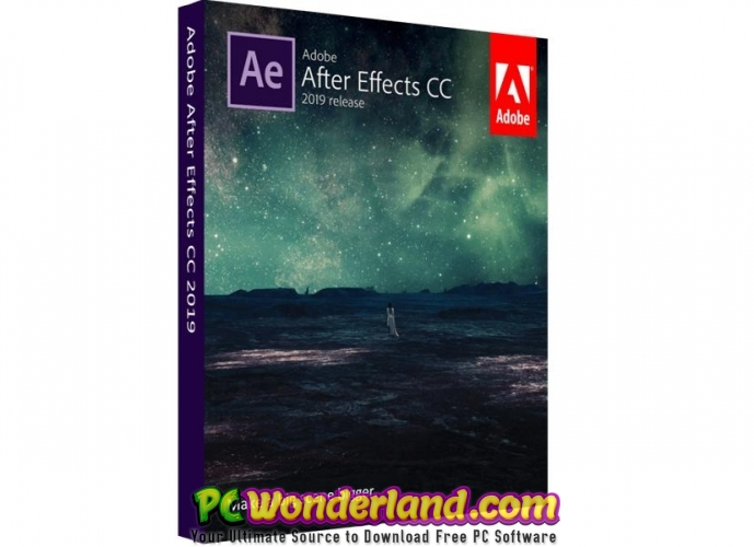 Adobe After Effects CC 2019 16 1 1 4 Free Download - PC Wonderland