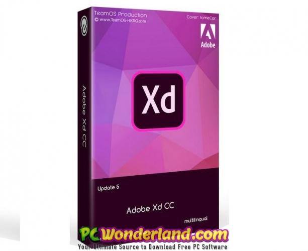 Adobe XD CC 2019 18 0 12 Free Download - PC Wonderland