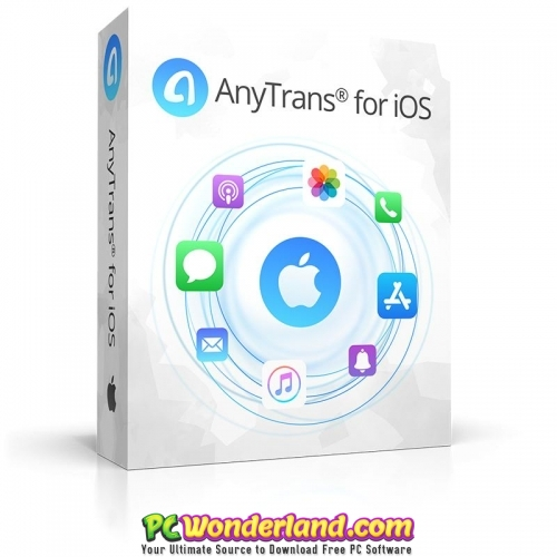 AnyTrans For iOS Free Download - PC Wonderland