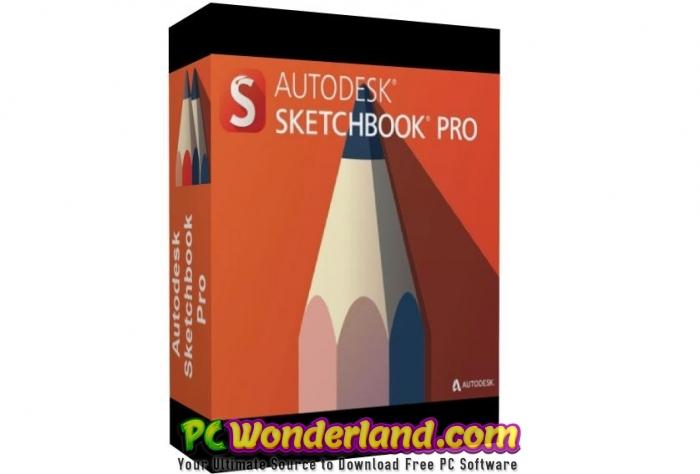 Autodesk SketchBook Pro 2020 Free Download - PC Wonderland