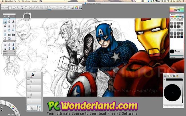 autodesk sketchbook pro pc free download
