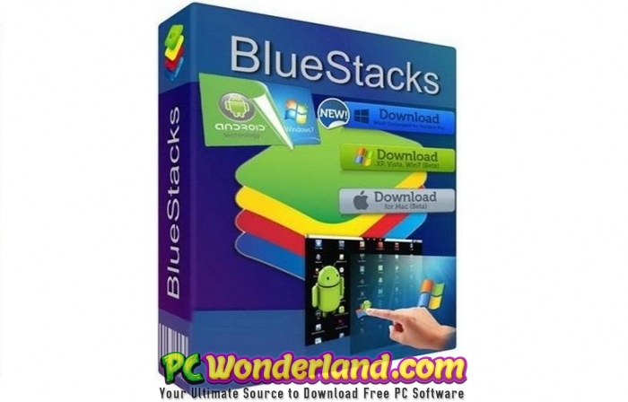 BlueStacks 4 70 0 1096 Free Download - PC Wonderland