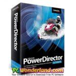 CyberLink PowerDirector Ultimate 17.0.2720.0 Free Download