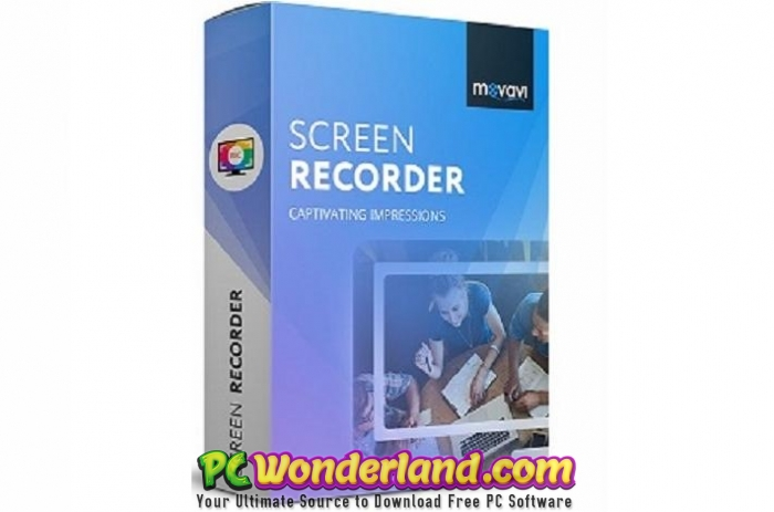 Movavi Screen Recorder Studio 10 Free Download - PC Wonderland