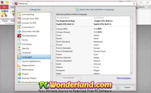 PDF XChange Editor Plus 8 0 331 0 Free Download - PC Wonderland