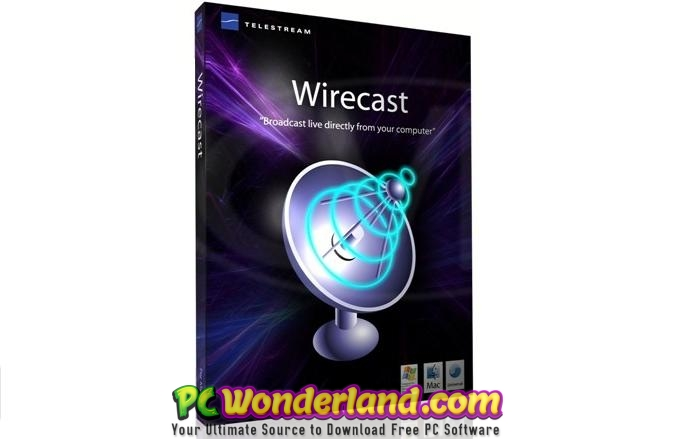 Telestream Wirecast Pro 12 1 0 Free Download - PC Wonderland