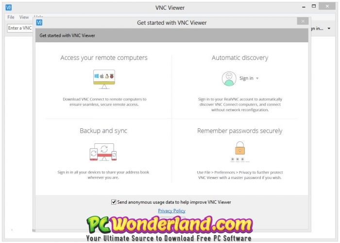 vnc viewer 4 for windows 7 64 bit free download