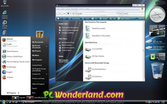 Windows XP Professional SP3 April 2019 Free Download - PC