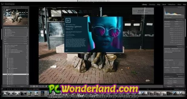 Adobe Photoshop Lightroom Classic CC 2019 Free Download - PC