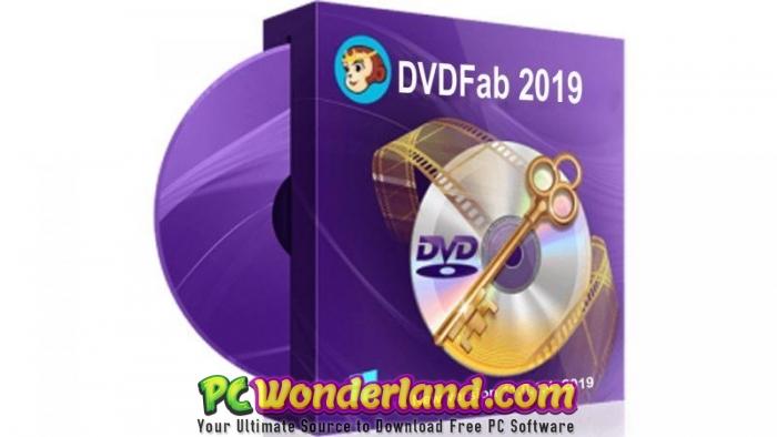 DVDFab 11 0 2 7 Free Download - PC Wonderland