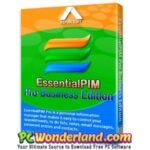 EssentialPIM Pro Business 8 Free Download