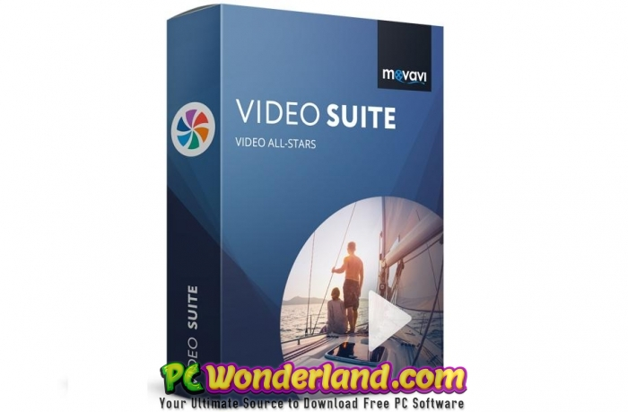 Movavi Video Suite 18 Free Download - PC Wonderland