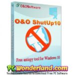O&O ShutUp10 1.6.1402 Free Download