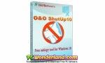 O&O ShutUp10 1.6.1402 Free Download