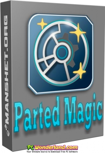 Parted Magic 2019 Free Download