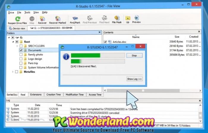 R-Studio 8 10 Free Download - PC Wonderland