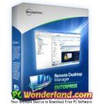 Remote Desktop Manager Enterprise 2019 Free Download