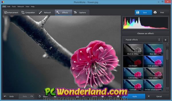 AMS Software PhotoWorks 5 Free Download - PC Wonderland