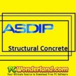 ASDIP Concrete 4 Free Download