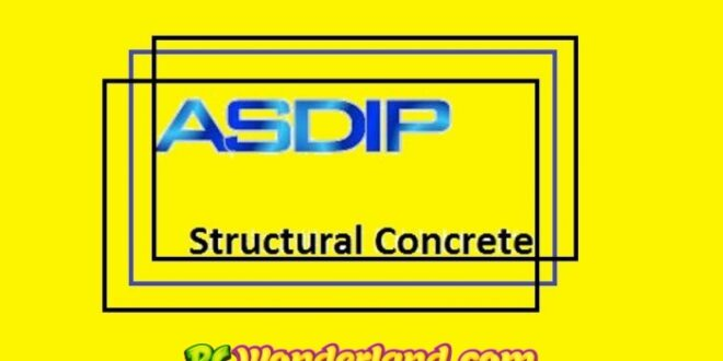ASDIP Concrete 4 Free Download - PC Wonderland