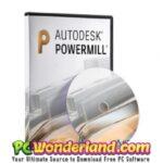 Autodesk PowerMill Ultimate 2020 Free Download