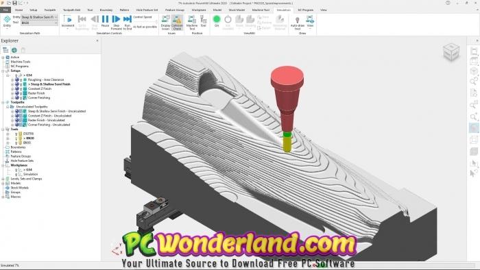 Autodesk PowerMill Ultimate 2020 Free Download - PC Wonderland