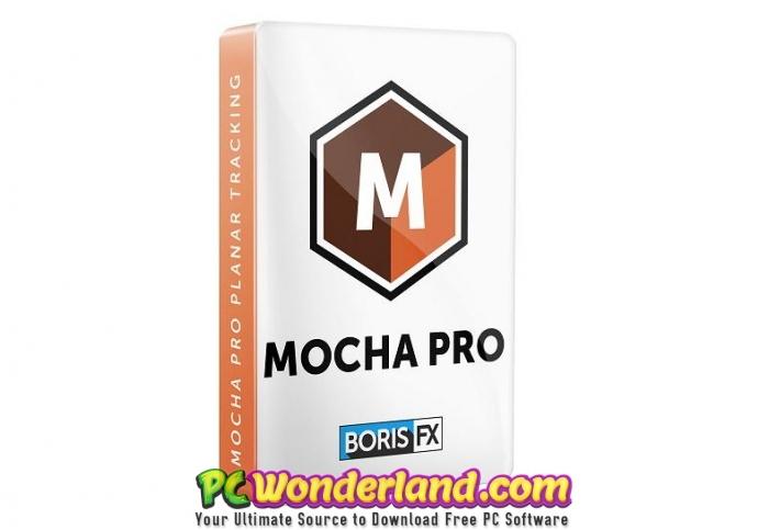 Boris FX Mocha Pro 2019 Free Download - PC Wonderland