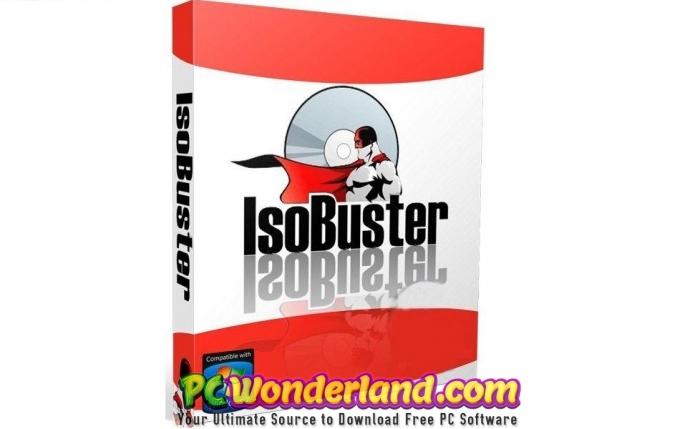 IsoBuster Pro 4 Free Download - PC Wonderland