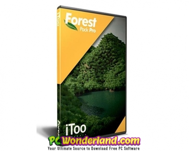 Itoo Forest Pack Pro 6 Free Download - PC Wonderland