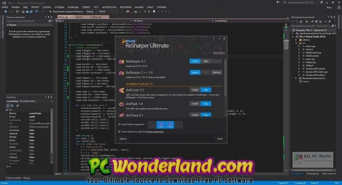 JetBrains ReSharper Ultimate 2019 Free Download - PC Wonderland