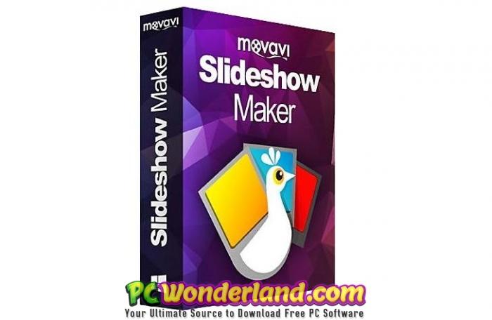 Movavi Slideshow Maker 5 Free Download - PC Wonderland