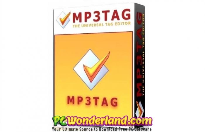 Mp3tag 2 Free Download - PC Wonderland