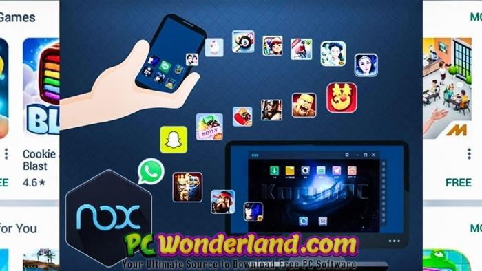 Nox app player download for windows 7 64 bit   Nox App Player for PC