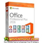 Office 2016 Professional Plus 16 June 2019 Free Download