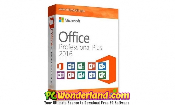 free office professional plus 2016 download