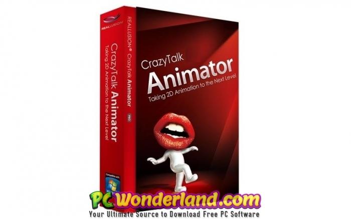 Reallusion CrazyTalk Animator 3 pipeline resource Free Download - PC