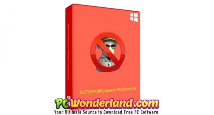 SUPERAntiSpyware Professional 8 Free Download - PC Wonderland