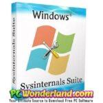 Sysinternals Suite 2019 Free Download