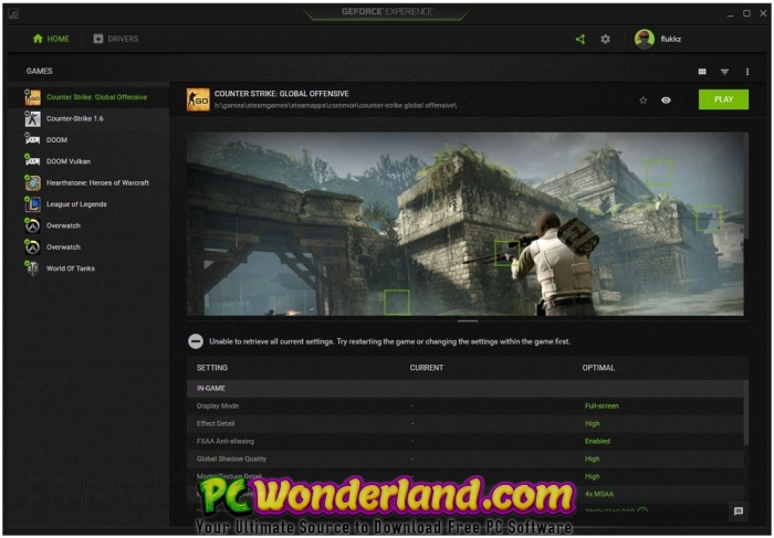 NVIDIA GeForce Experience 3 Free Download - PC Wonderland