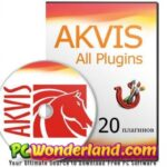 AKVIS All Plugins For Adobe Photoshop 2019 Free Download