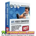 AVS Video Converter 12 Free Download