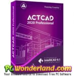 ActCAD Professional 2020 Free Download