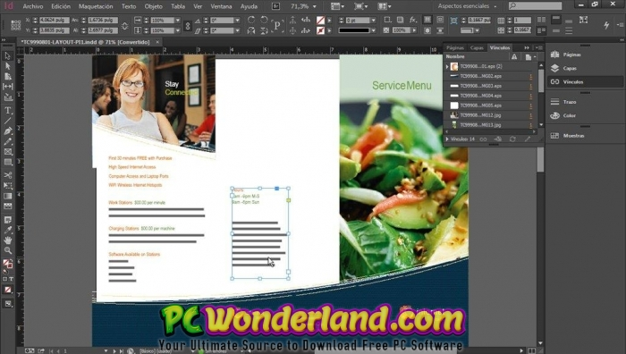 Adobe InDesign CC 2019 Free Download - PC Wonderland
