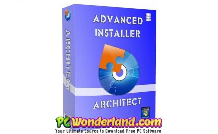 Advanced Installer Architect 16 Free Download - PC Wonderland
