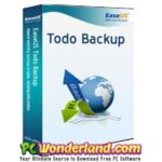 EaseUS Todo Backup Advanced Server 12 Free Download
