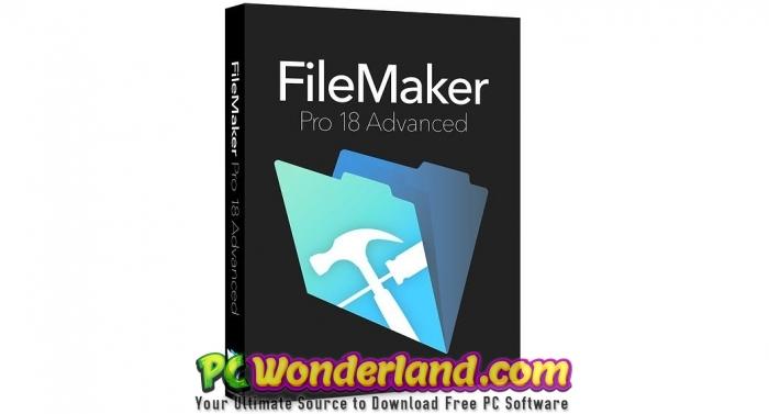 FileMaker Pro 18 Free Download - PC Wonderland