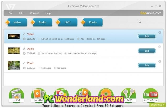 freemake video converter 2.3 4 download